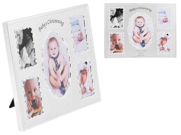 Ramka na zdjęcia Baby's Christening na 5 zdjęć GRAWER