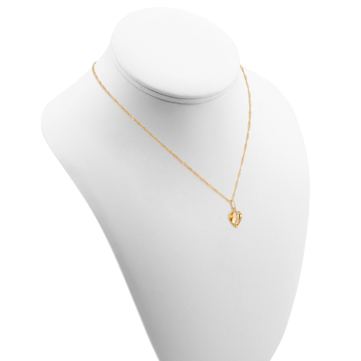 Złoty medalik 585 łańcuszek Matka Boska Prezent na chrzest I Komunię Św. Grawer
