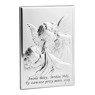 Obrazek Anioł Stróż z modlitwą 13 x 18 cm Pamiątka Chrztu Grawer 2