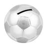 Posrebrzana skarbonka piłka nożna Chrzest Grawer 4