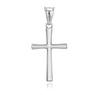 Srebrny krzyżyk na I Komunię Św. / Chrzest Św. / pr. 925
