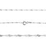 Zestaw: srebrny medalik z łańcuszkiem - pozłacana Matka Boska Częstochowska / Grawer / Chrzest Św. / I Komunia Św./ pr. 925 / róż. 7