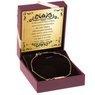 Złota bransoletka pr. 585  Nieskończoność z Grawerem i Dedykacją 2