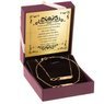 Złoty naszyjnik z bransoletką pr. 585 z Grawerem i Dedykacją 2